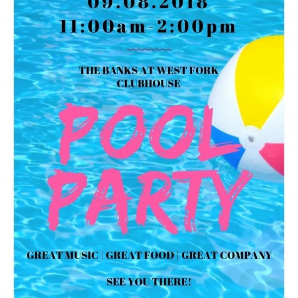 Residents! Don't Forget! RAIN OR SHINE! The party MUST go on! . . . SEE YOU TOMORROW! . . . #ResidentPoolParty #FoodAndDrink #ComeOneComeAll #FallFeatures #SoutheastBeastMode #FunInTheSun #DJ #WolkeWarriors #Greystar #GNAA #TNApts #Apartments #Murfreesboro #NewConstruction #NowLeasing