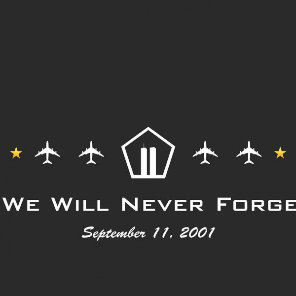 Never, ever forget.